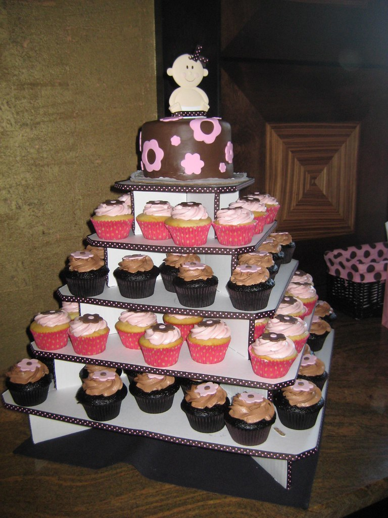 Pink Cake Decorations