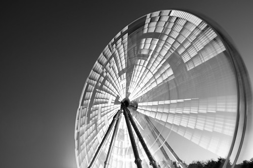 Black and White Wheel | by wolfcat_aus