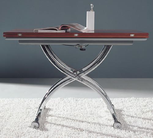 Adjustable Height Coffee Table Diy: Adjustable Height Coffee Table