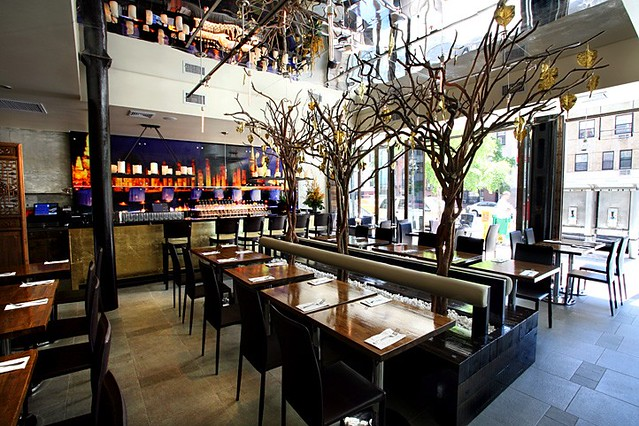 Lantern Thai Kitchen | Lantern Thai Kitchen Interior Located In Gramercy Park Flickr