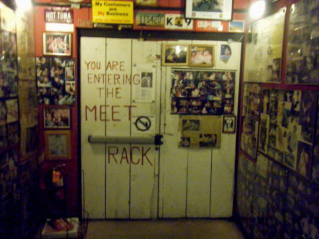 meet rack tucson brand
