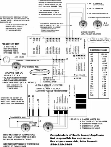 Ge Refrigerator Muthaboard Tech S Cheat Sheet For More