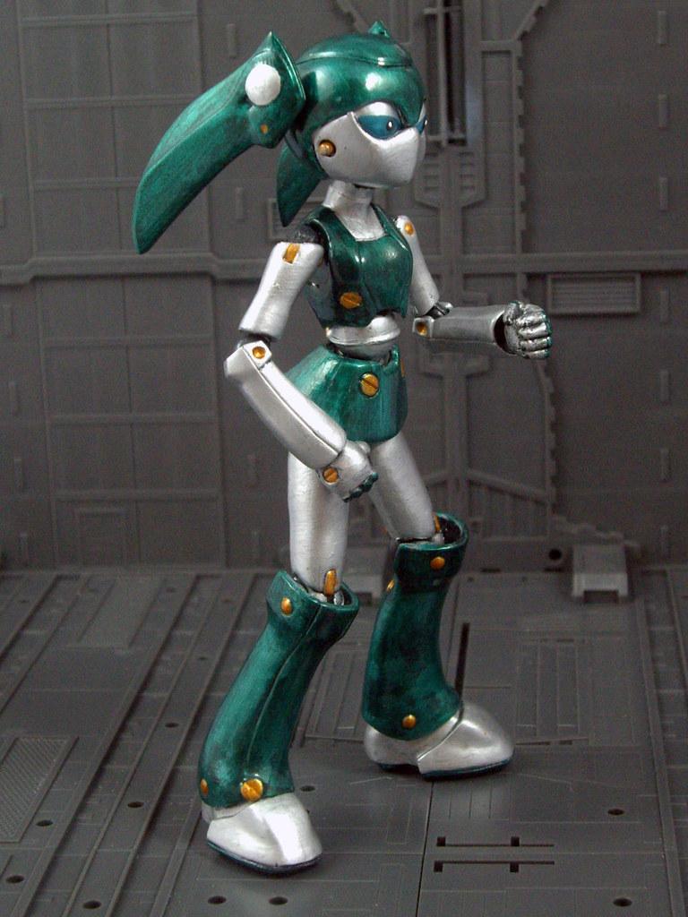 Teenage robot girl nude
