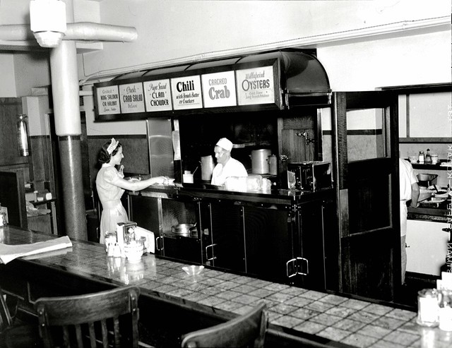 Ben Paris Kitchen, 1940 | Located at 120 Pike Street. Item ...