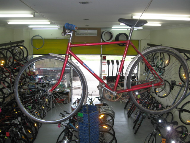 Watsonia Cycles special