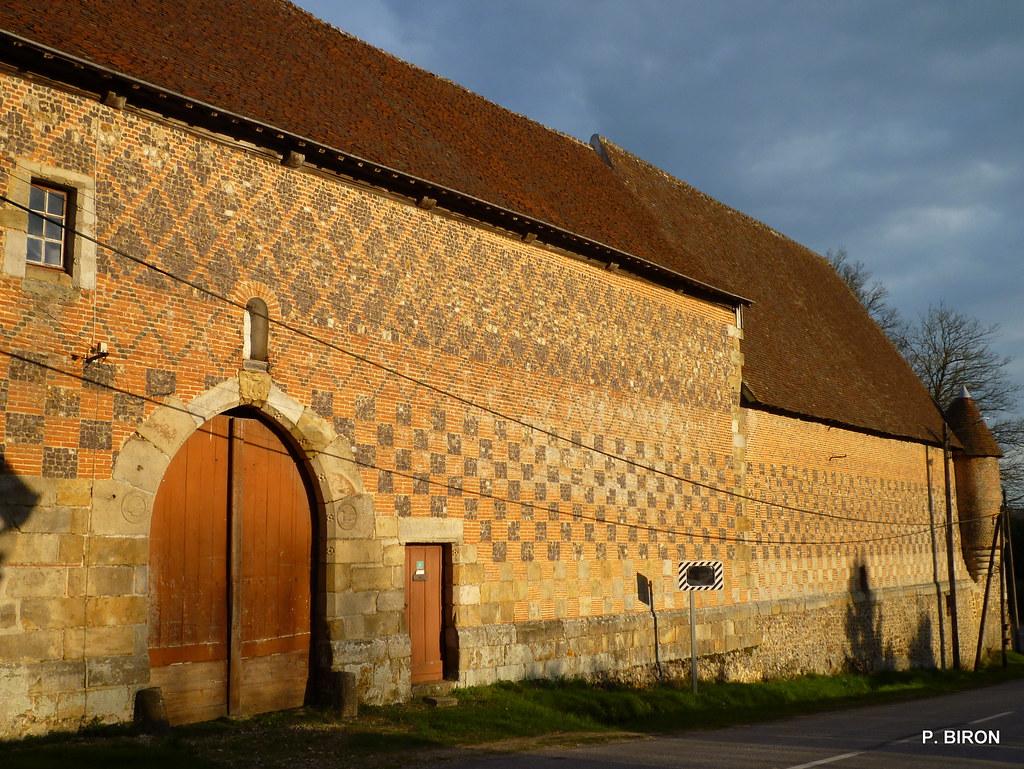 ancienne abbaye de la chaise dieu du theil eure norman flickr