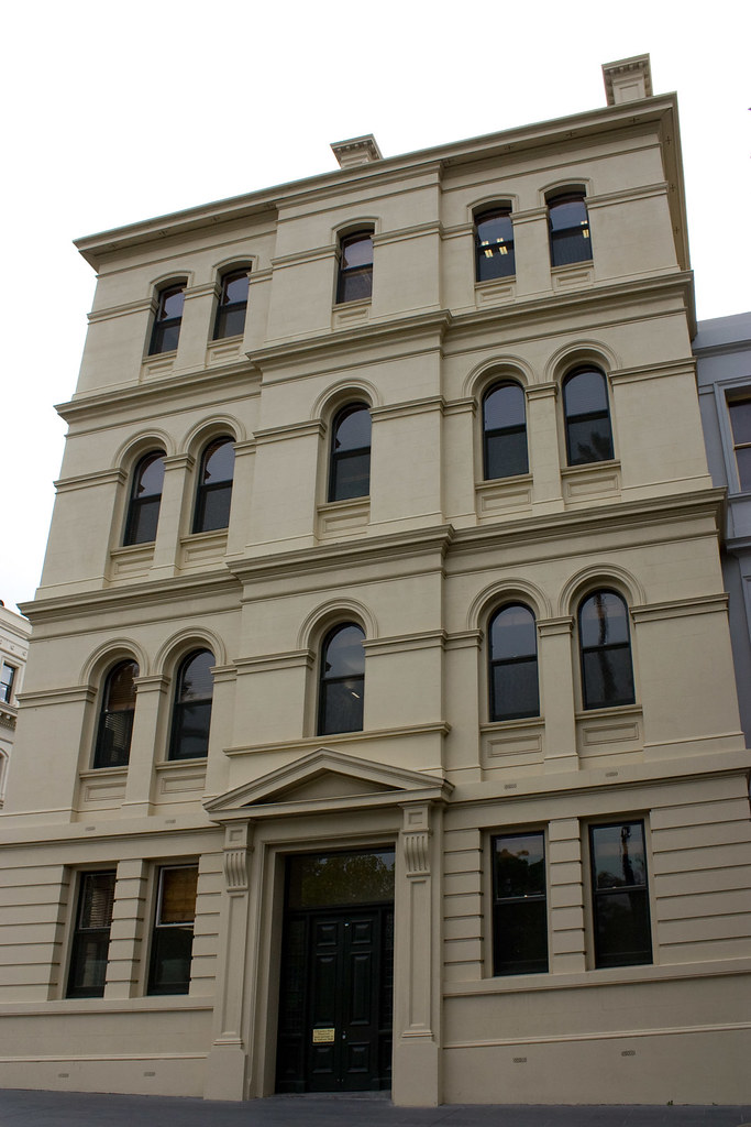 3 Treasury Place, Melbourne Australia