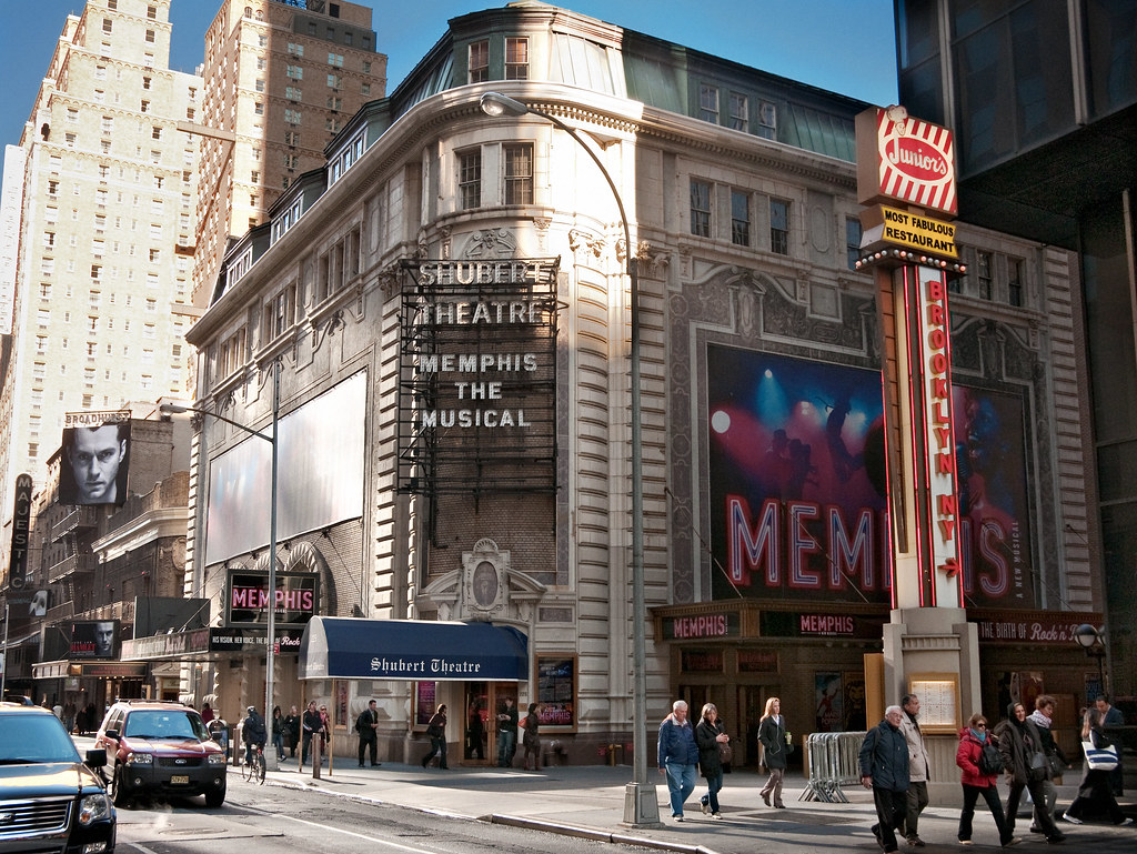 the contribution of the shubert brothers in the history of new york city Betty buckley, barbara cook, and rex smith to be honored at shubert new haven's 100  era of the theatre's legendary history the shubert brothers ran the.