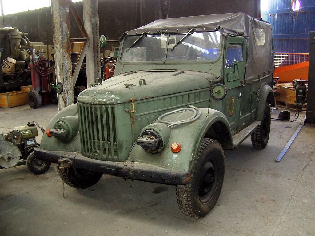 Russen Jeep