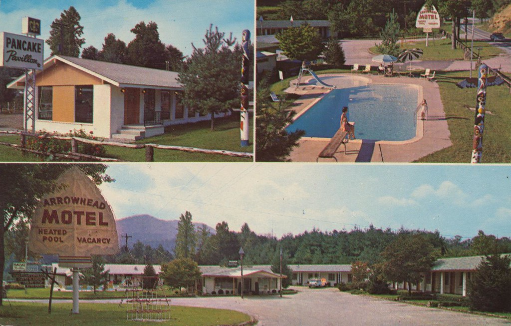 Arrowhead Motel - Cherokee, North Carolina