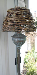 bird's nest lampshade | by melimeloart