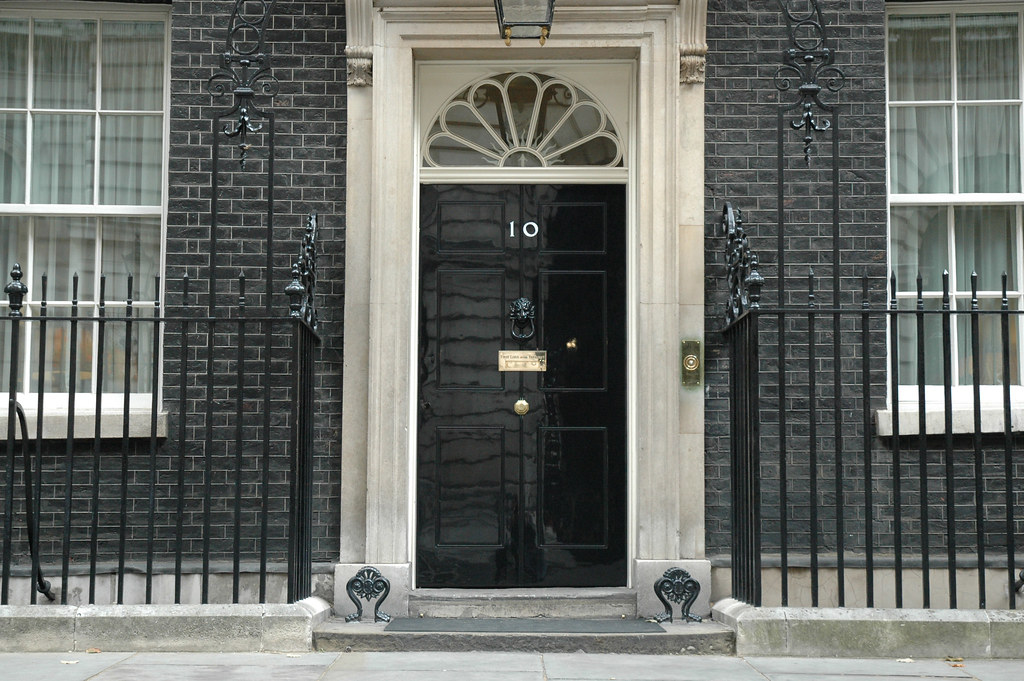 10 downing street the official residence of the prime. Black Bedroom Furniture Sets. Home Design Ideas