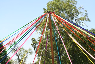 Maypole Ribbons | by SarabellaE / Sara / Love in the Suburbs