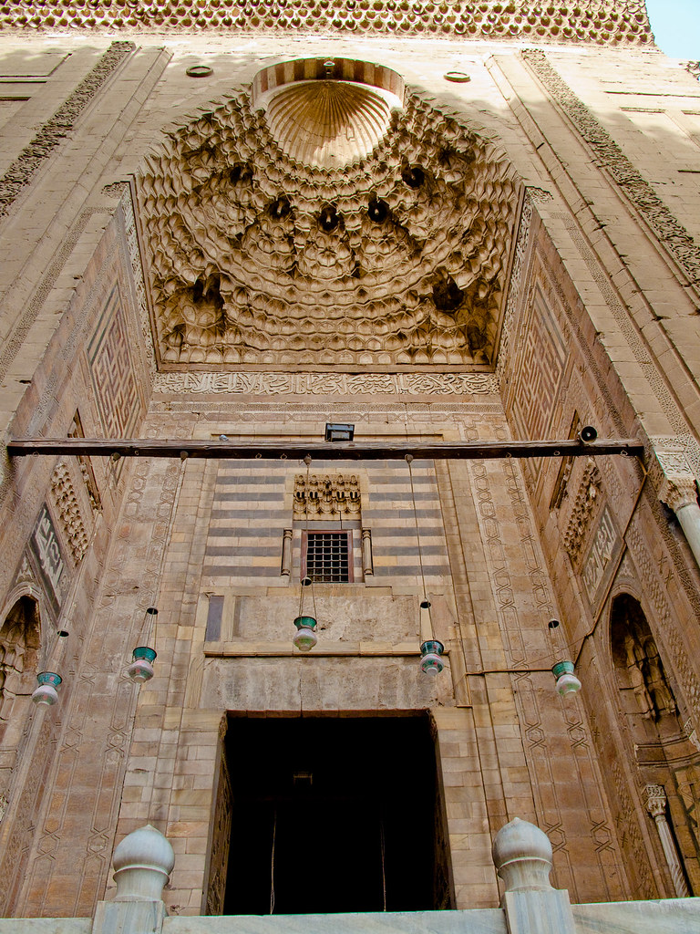 Entry portal to sultan hassan mosque scott d haddow flickr - Portal entree ownership ...