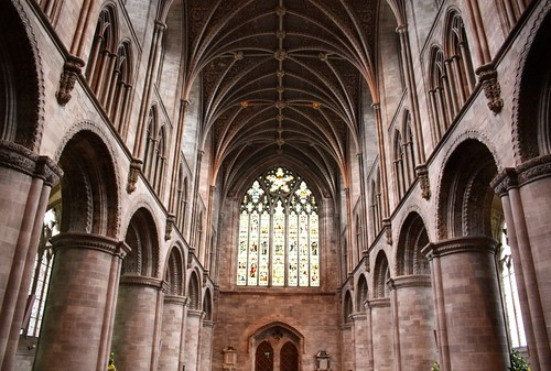 Hereford Cathedral | by richardr