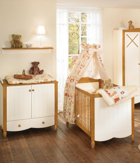 ... white-and-wood-baby-nursery-furniture-sets-by-