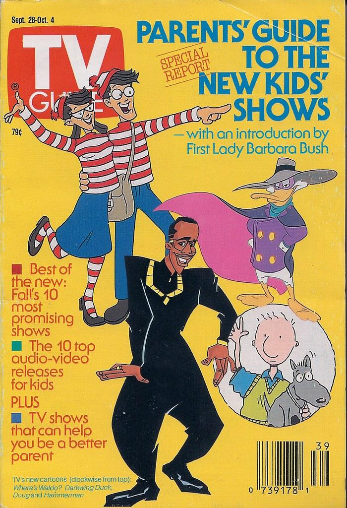 1960-1969 tv guide (usa).