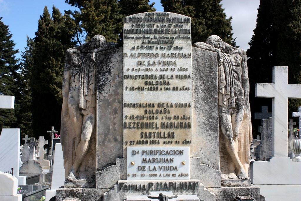 Cementerio De San Jos 233 Burgos Spain Cementerio De