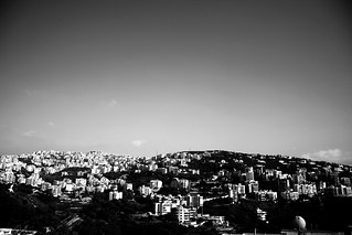 The hills of Beirut | by Emelie Lundqvist