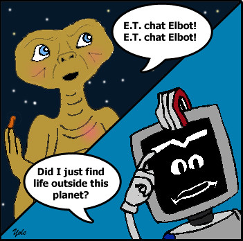 Universal Elbot | by Elbot - The Robot