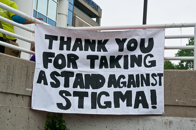 thank you for taking a stand against stigma