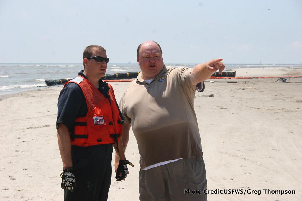USFWS and Coast Guard | U.S. Fish & Wildlife Service ...