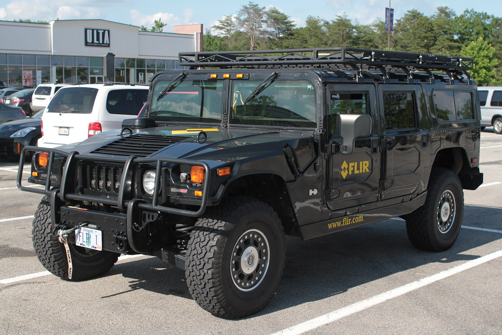 flir systems flir 1 h1 hummer a real hummer all the. Black Bedroom Furniture Sets. Home Design Ideas