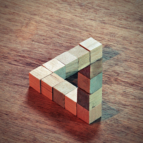 Penrose Triangle | by gfpeck
