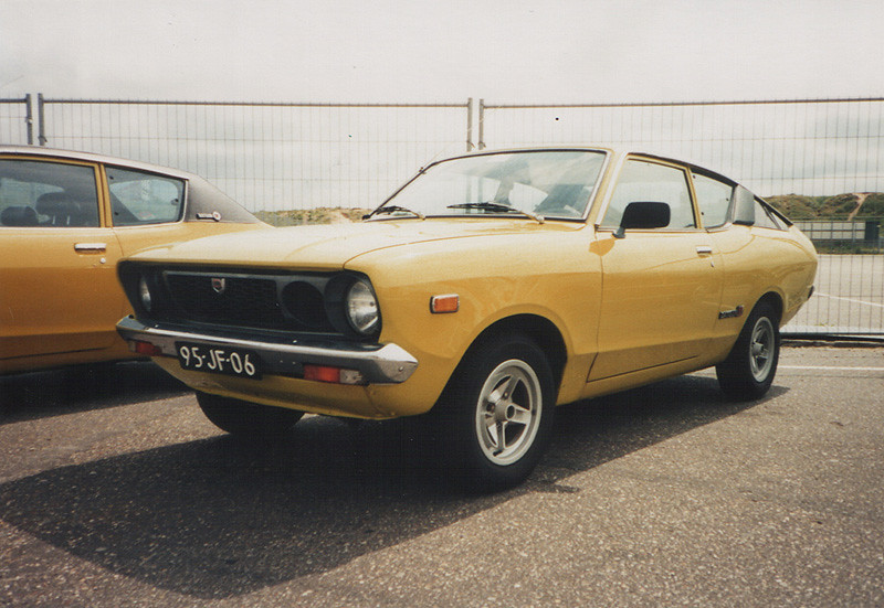 1973-76 Datsun 120Y Coupe (B210) Zandvoort 1995 | Another ...