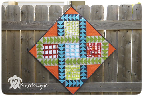 Modify Tradition Swap Quilt | by KarrieLyne