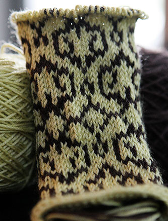 Sock Swatch | by panopticon