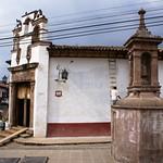 2.3 EX COLEGIO DE SAN NICOLÁS, ACTUAL MUSEO AIP Pátzcuaro, Michoacán