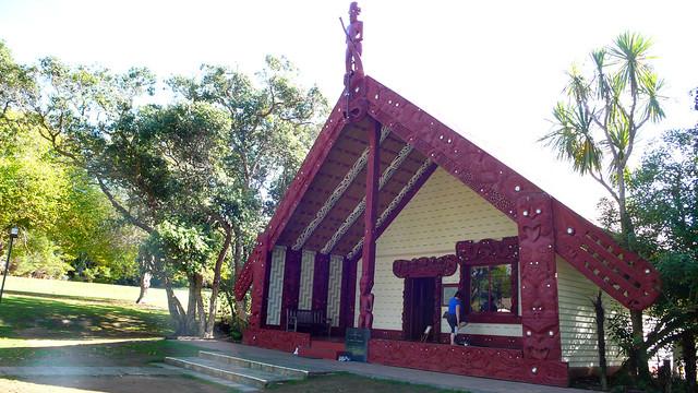 Te Whare Runanga, Waitangi ºº
