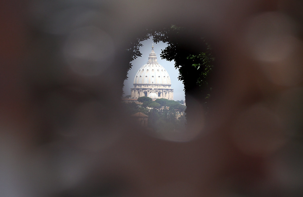 ...spesso Roma mia, per conoscerti basta spiarti