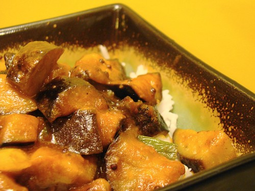 Madras Curry with Eggplant | by Vegan Feast Catering