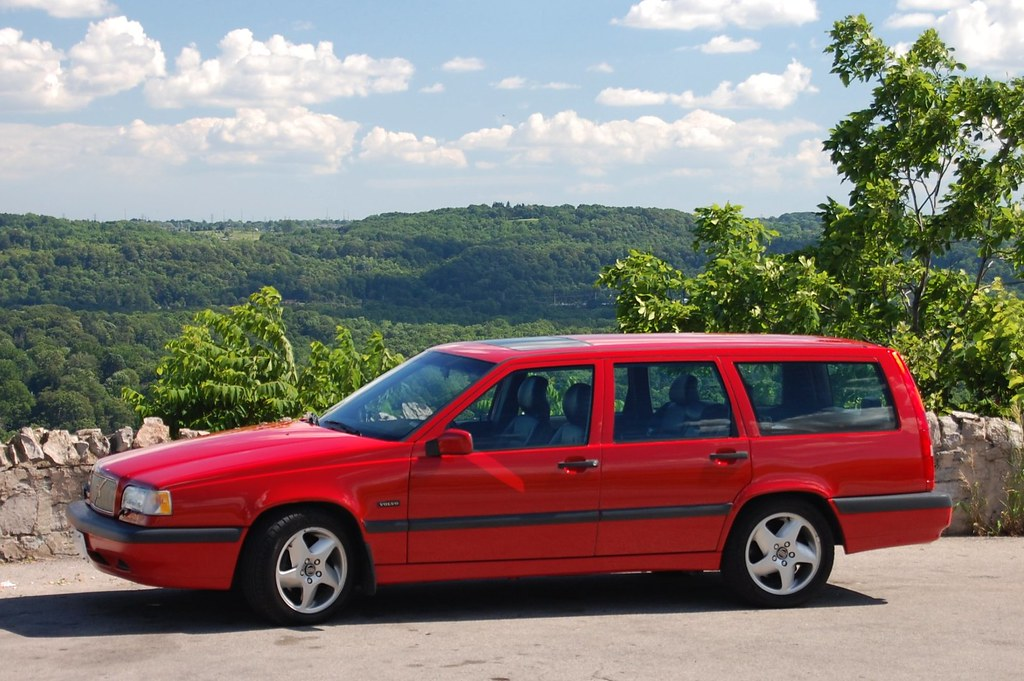 1996 volvo 850 turbo