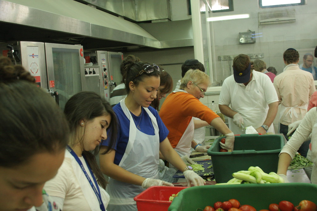 Soup Kitchen Israel