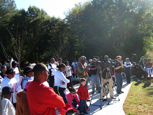 Grand Opening of South River Trail | by thepathfoundation
