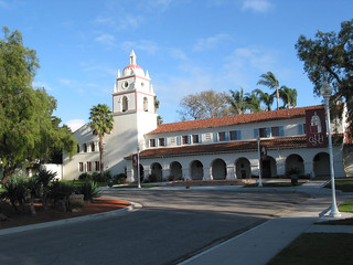 Street view of Belltower Building | by California State University Channel Islands