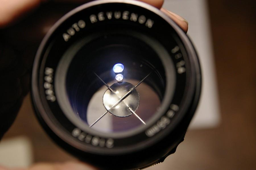 mirror lens. mirror lens fake | by thomas sommer 0