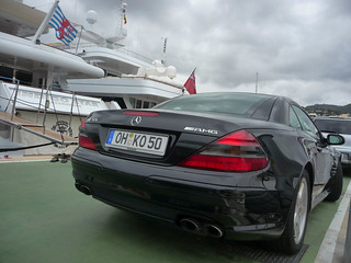 Mercedes-Benz SL 55 AMG | by MauriceVanGestel Photography