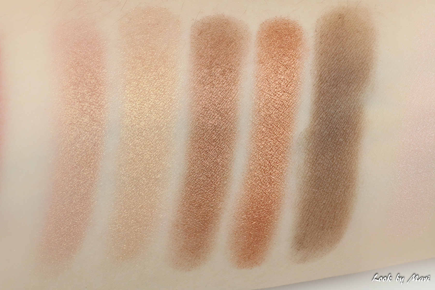12 bh cosmetics carli bybel eyeshadow palette swatches swatch review
