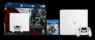 Destiny 2 Limited Edition PS4 Pro Bundle | by PlayStation.Blog