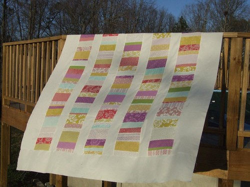 2009 coin quilt piece-a-long quilt | by sushikat
