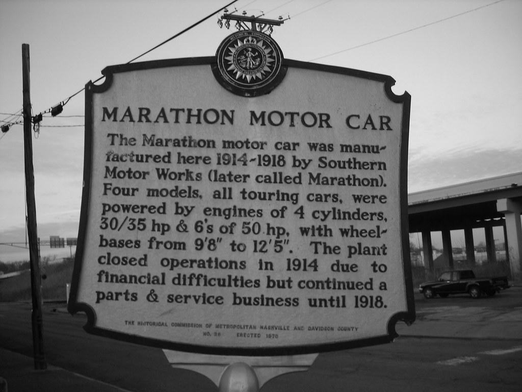 Marathon motor car marathon motor works nashville tn for Musictown motor cars tennessee