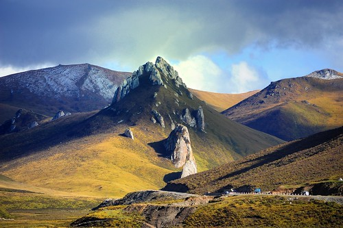 Tibet བོདon the Tibetan Plateau བོད་མཐོ་སྒང | by reurinkjan