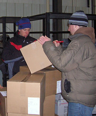 Feb 1: More supplies en route to Haiti | by Dartmouth Flickr