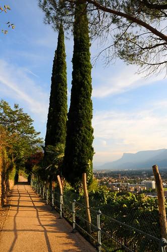Tappeinerweg passeggiata tappeiner bildnachweis for Azienda di soggiorno merano