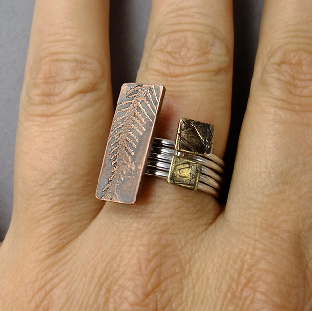 Sterling Silver Rings With Large Gemstones