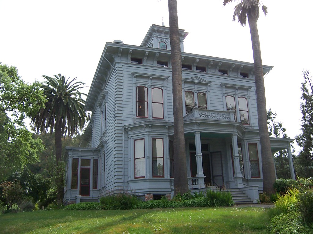 Back Up Camera Law California >> John Muir House | Small mansion that famous American natural… | Flickr